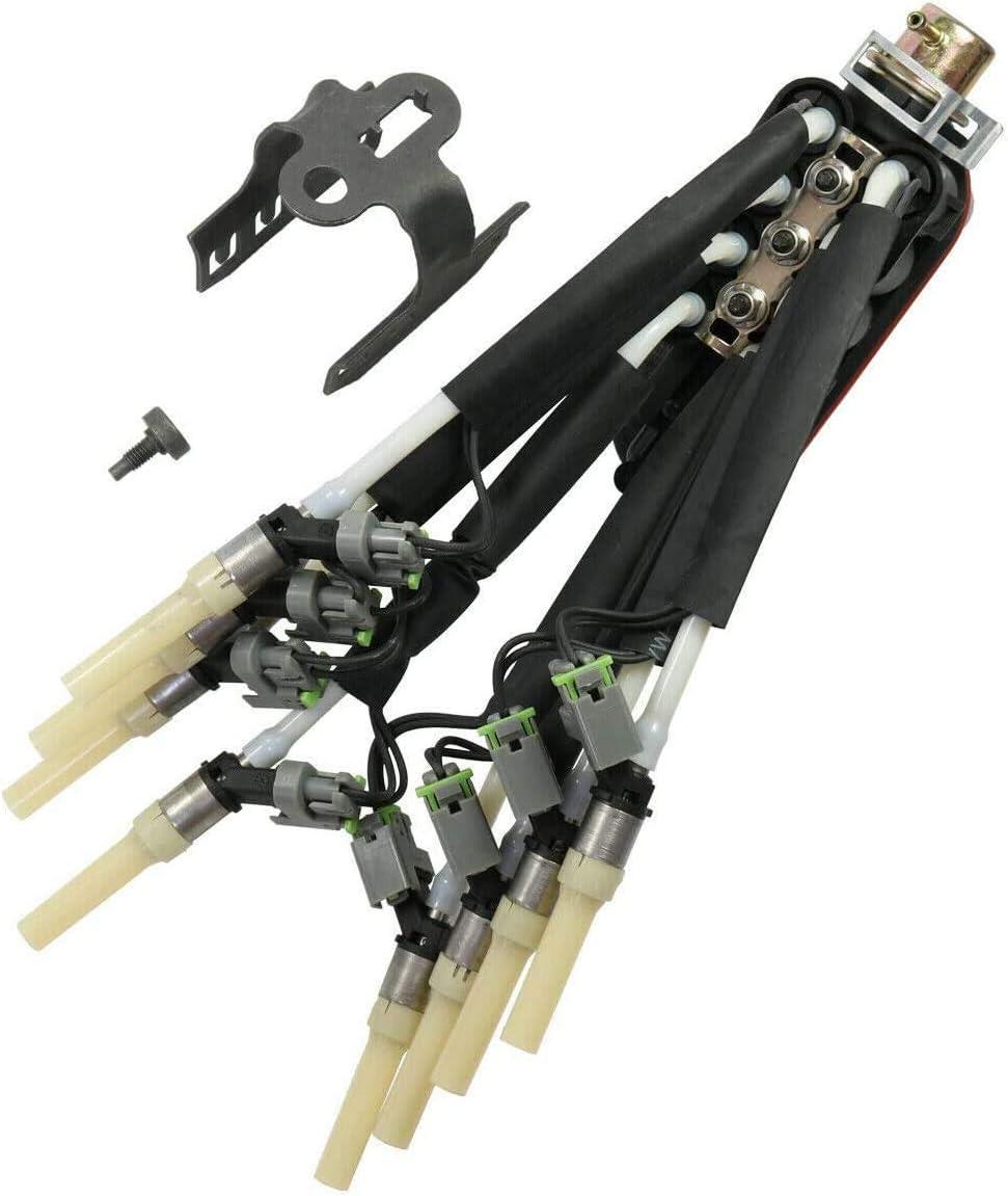 FJ10566 Fuel Injector Kit El Paso Mall With Spider Long-awaited Bracket FJ50