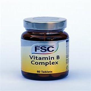 FSC Vitamina B Complejo 60 Pastillas