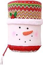 Raburt Kerstmis 5 liter waterdispenser fles cover Santa/Elk/Sneeuwman Home Keuken Decor