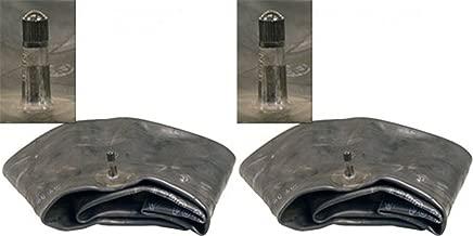 Set of 2 (Two) Passenger Tire Inner Tube with Tr13 Rubber Valve FR15 15