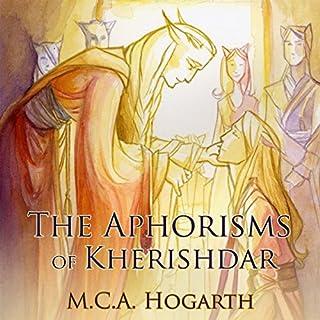 The Aphorisms of Kherishdar audiobook cover art