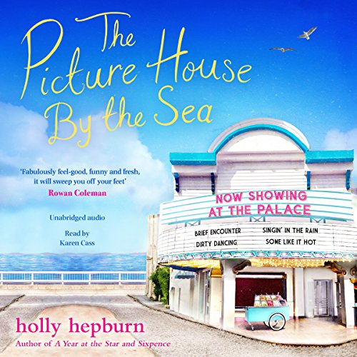 The Picture House by the Sea audiobook cover art
