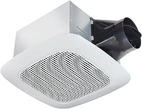 Delta BreezDELTA ELECTRONICS (AMERICAS) LTD. VFB25ADBT Delta BreezSignature Series 110 CFM Fan Stereo, 14.2W, 1 Sone, Bluetooth Speaker