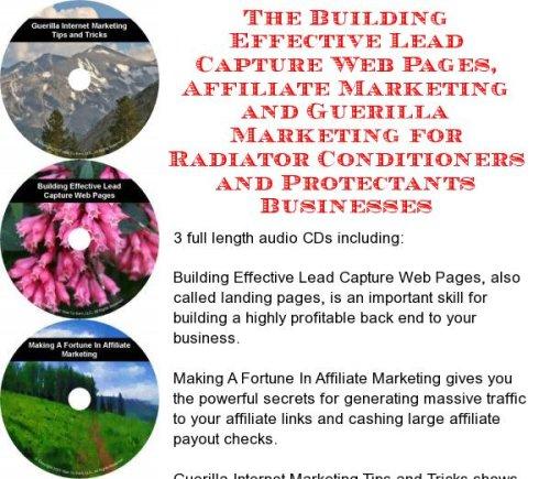 Radiator Conditioners & Protectants