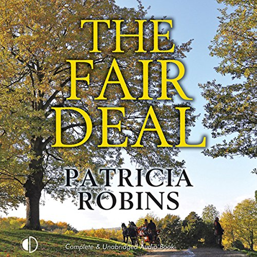 The Fair Deal audiobook cover art