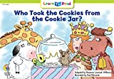 Who Took The Cookies From The Cookie Jar (Math Learn to Read)