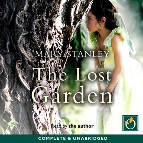 The Lost Garden audiobook cover art