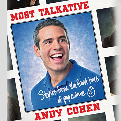 Most Talkative audiobook cover art