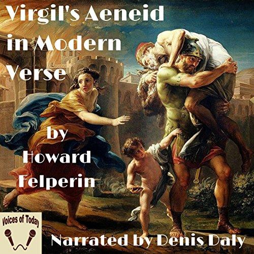 Virgil's Aeneid in Modern Verse cover art