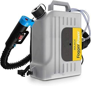 Solbiox Nebulizador Sanitizador Pulverizador en Frío ULV de
