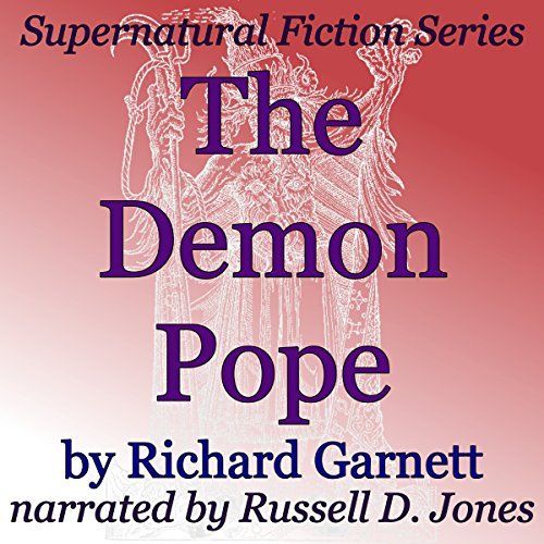 The Demon Pope audiobook cover art