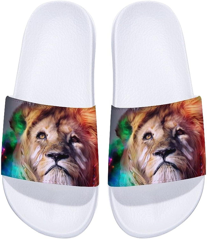 Lion Head Genuine Free Shipping Men's and Women's Outdoor Sandals Industry No. 1 Indoor Slide Comfort