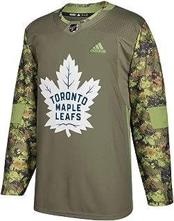 adidas Toronto Maple Leafs NHL Veterans Day Jersey