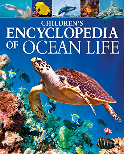Children's Encyclopedia of Ocean Life (Arcturus Children's Reference Library)