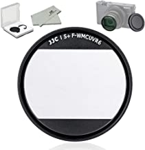 UV Protection Filter for Canon PowerShot G7X Mark III G7X Mark II Sony RX100 VII RX100 VI RX100 V VA,19 Layers Mulit-Coated Ultra Slim UV Ultra Violet Filter Includes Metal Lens Cap and Filter Case