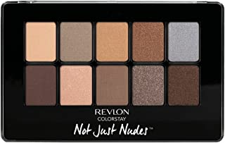Revlon Colorstay Not Just Nudes Eyeshadow Palette Passionate Eyeshadow Palettes
