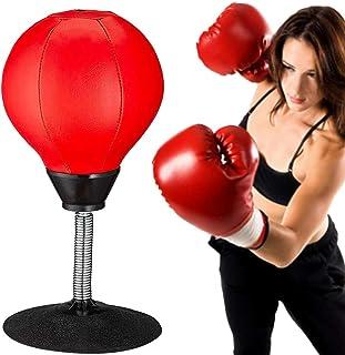 Ballon De Boxe Rapide Support en Caoutchouc De Support De Balle en Forme De Poire Mural Prot/ège Le Mur De Ventilation Adulte Boxe Sanda Sac Dentra/înement