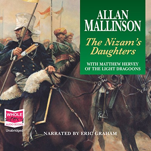 The Nizam's Daughters audiobook cover art