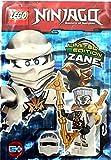 Ninjago Lego 891724 Zane - Juego de mesa (edición limitada)