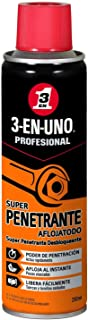 Super penetrante aflojatodo - 3 EN UNO Profesional - Spray