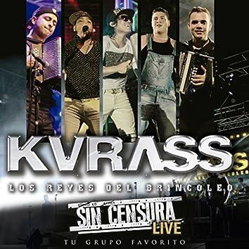 Sin Censura (Live)