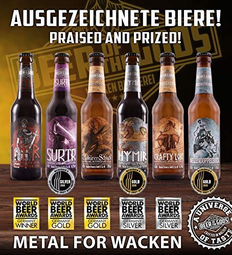 WACKEN BRAUEREI Craft Beer Box 18 x 0,33 l - 4