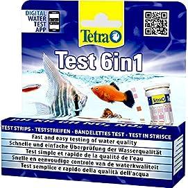 Tetra Test 6in1 - Wassertest für das Aquarium
