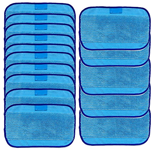 Wärmstens empfohlen ! Loveso 15 Wet Mopping Cloths For iRobot Braava 380 380t 320 Mint 4200 4205
