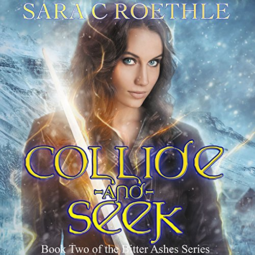 Collide and Seek audiobook cover art
