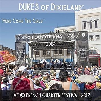 Live @ French Quarter Festival 2017