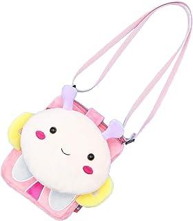Elonglin Super Cute Mini Shoulder Handbag for Girls Boys Handbag Children's Satchels Cross-Body Shoulder Bag for Kids and Teenagers Color 4