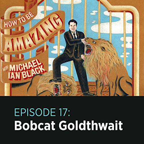 17: Bobcat Goldthwait cover art