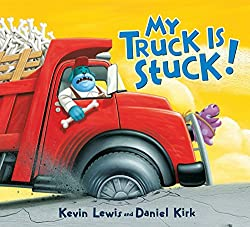 My Truck is Stuck picture book