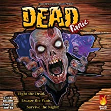 Fireside Games Dead Panic - board games for families - board games for kids 7 and up