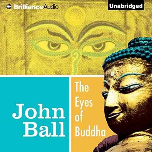 The Eyes of Buddha cover art