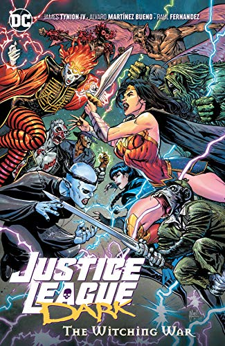 Justice League Dark (2018-) Vol. 3: The Witching War (English Edition)