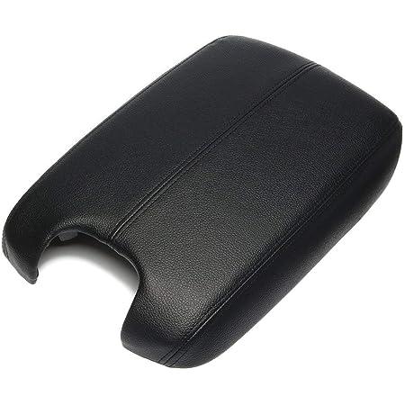 2PCS LUJUNTEC Front Door Panels Armrest fits 2008-2012 for Honda Accord Door Armrest Black