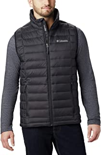 Columbia Men's Voodoo Falls 590 TurboDown Vest, Thermal Reflective Warmth