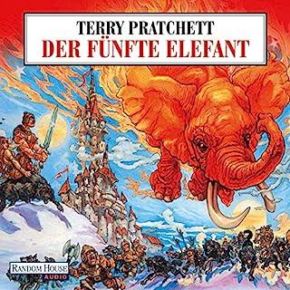Der fünfte Elefant     Ein Scheibenwelt-Roman              Autor:                                                                                                                                 Terry Pratchett                               Sprecher:                                                                                                                                 Michael-Che Koch                      Spieldauer: 14 Std. und 56 Min.     1.148 Bewertungen     Gesamt 4,7