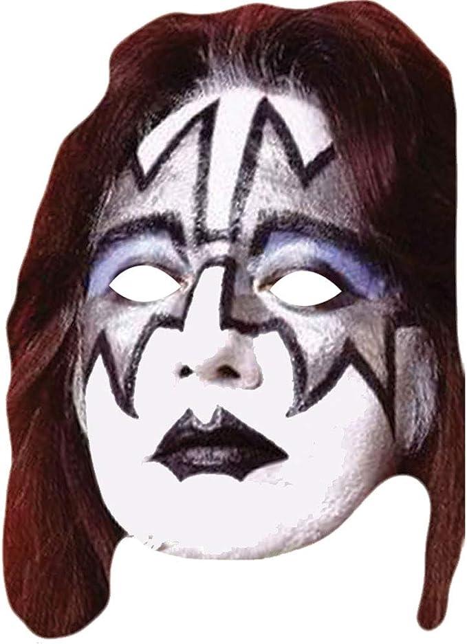 Card Face and Fancy Dress Mask Alex Pettyfer Celebrity Mask
