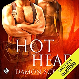 Hot Head audiobook cover art