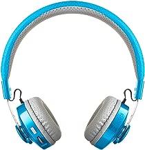 LilGadgets Untangled PRO Kids Premium Wireless Bluetooth Headphones with SharePort (Children) - Blue