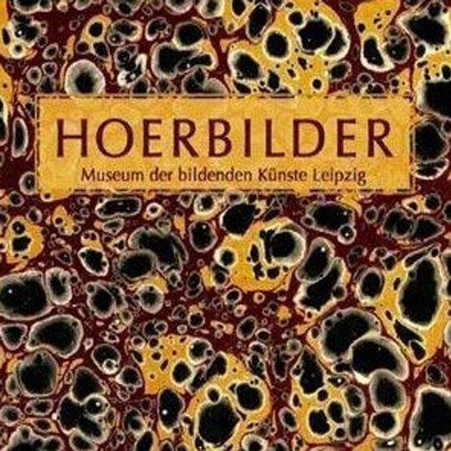 『Hörbilder. Museum der Bildenden Künste Leipzig』のカバーアート