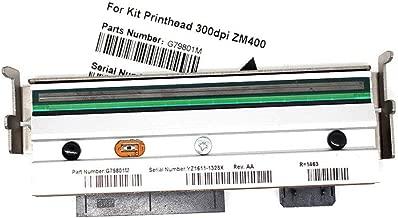 79801M P41001-91 Printhead for Zebra ZM400 Printer 300dpi Thermal Transfer Direct Thermal
