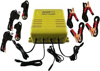 MotoBatt MBC4B (12V 4 Amp per Bank) Four Bank Battery Charger and Maintainer