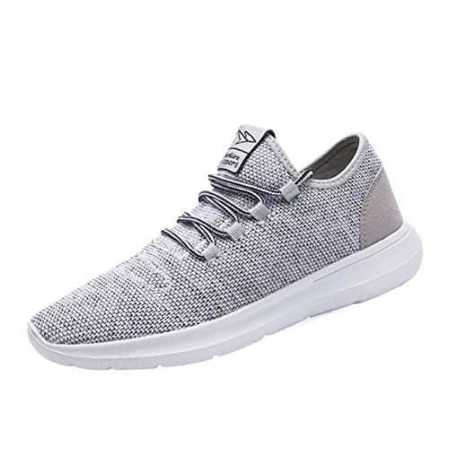 8ca5039f8 KEEZMZ Men's Running Shoes Fashion Breathable Sneakers Mesh Soft Sole  Casual Athletic Lightweight