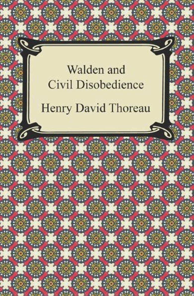 トーストメジャーローマ人Walden and Civil Disobedience (English Edition)