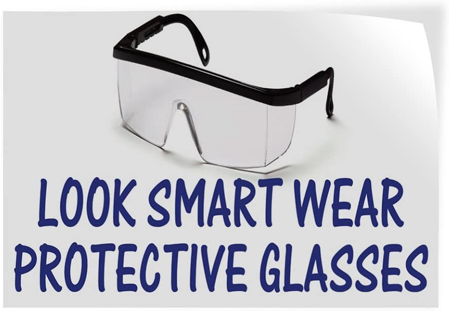 Decal Stickers Multiple Sizes Look Wear Protective Soldering Now free shipping Glasses Smart