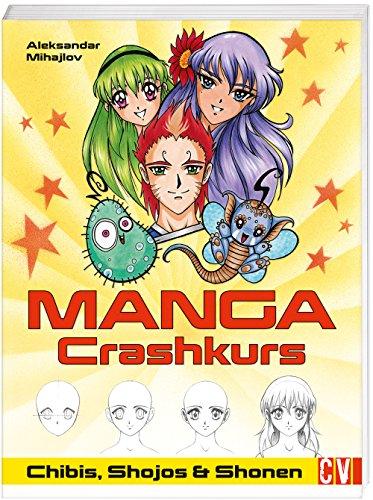 Manga Crashkurs: Chibis, Shojos und Shonen
