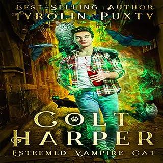 Colt Harper cover art